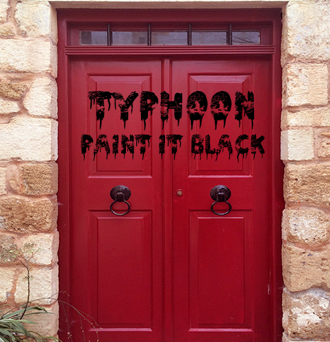 TYPHOON_PAINT IT BLACK_500x500