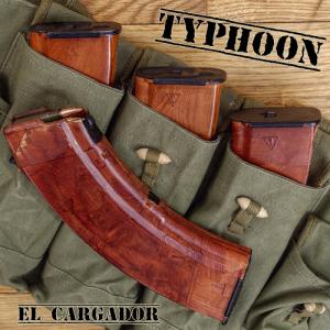 Typhoon: El Cargador