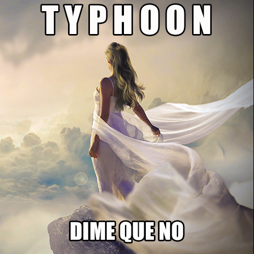 Typhoon: Dime Que No