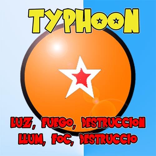 Typhoon: Luz, Fuego, Destrucción/Llum, Foc Destrucció