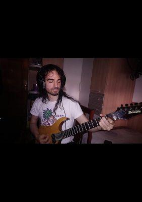 La Llama De Una Canción: David Rodríguez (Estudios Gran Casa de Vivo Rock, 20/06/2021)